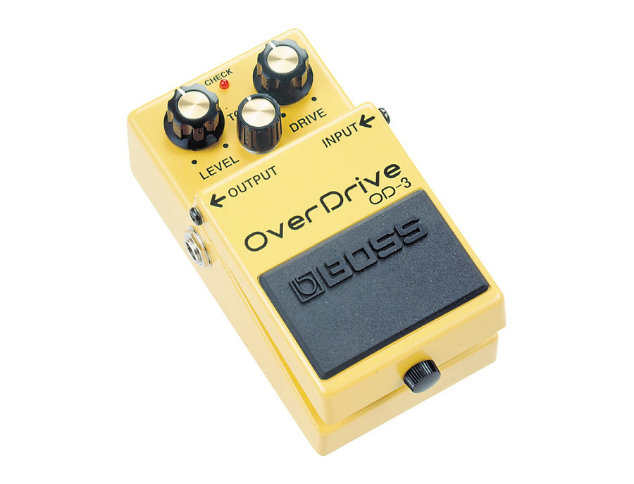 Boss od 3 overdrive guitar effects pedal 00 xl