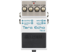 Boss te 2 tera echo guitar effects pedal 01 s