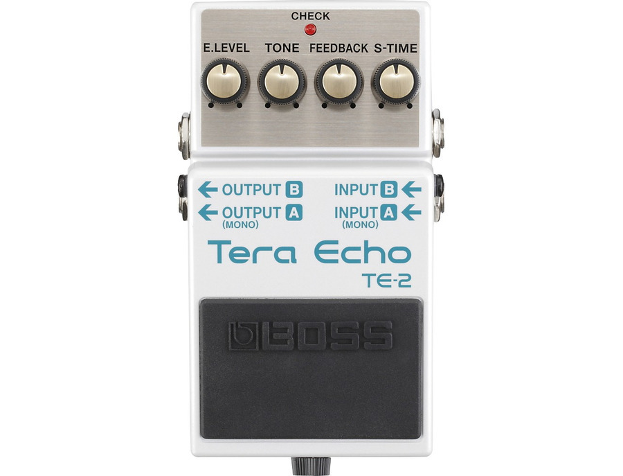 Boss te 2 tera echo guitar effects pedal 01 xl