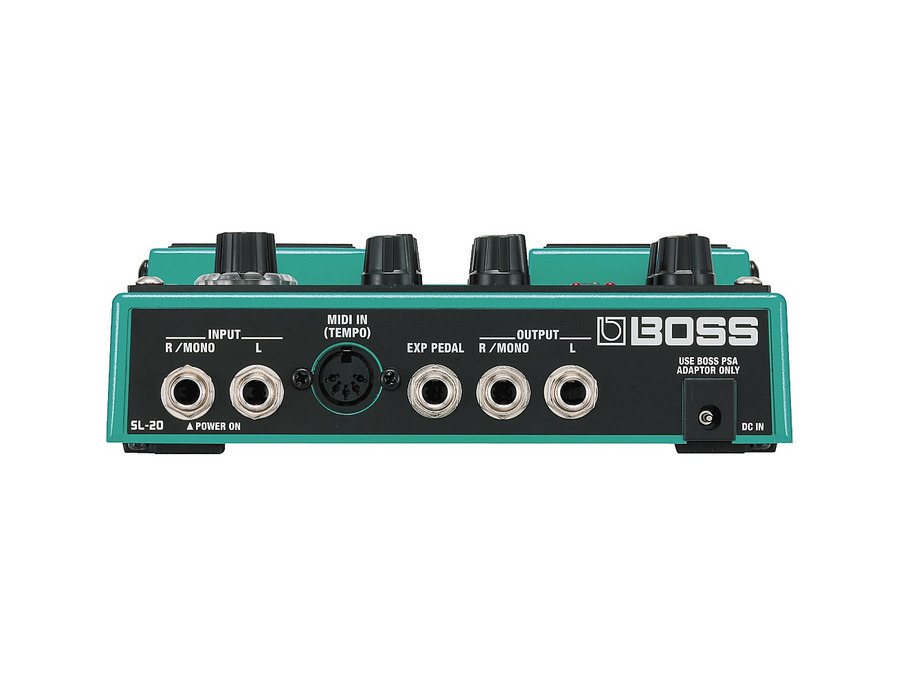 Boss sl 20 slicer twin pedal 00 xl