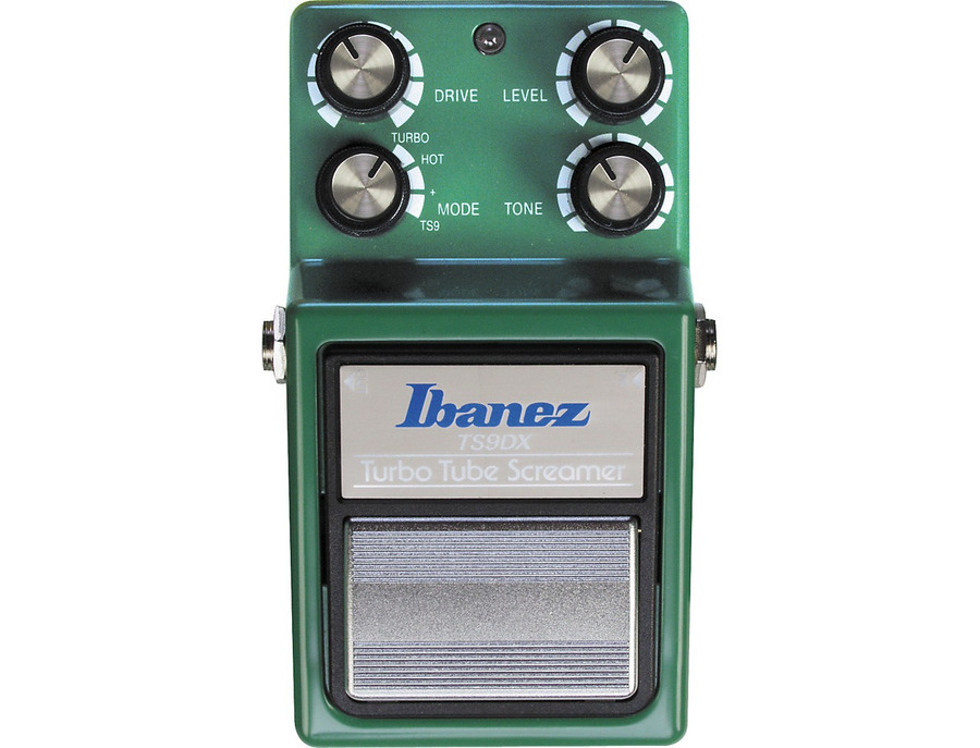 Ibanez ts9dx turbo tube screamer 00 xl