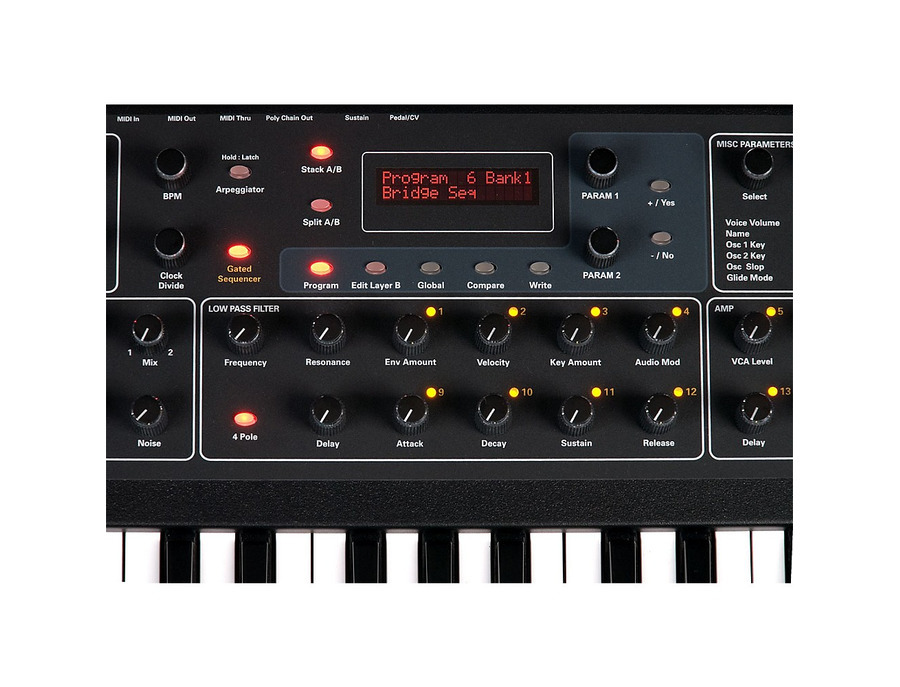 Dave smith instruments prophet 08 synthesizer 01 xl
