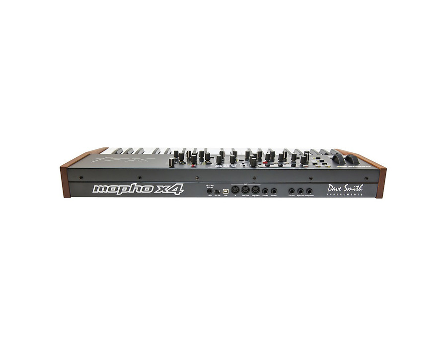 Dave smith instruments mopho x4 synthesizer keyboard 02 xl