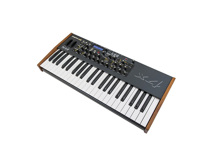 Dave smith instruments mopho x4 synthesizer keyboard 04 xl