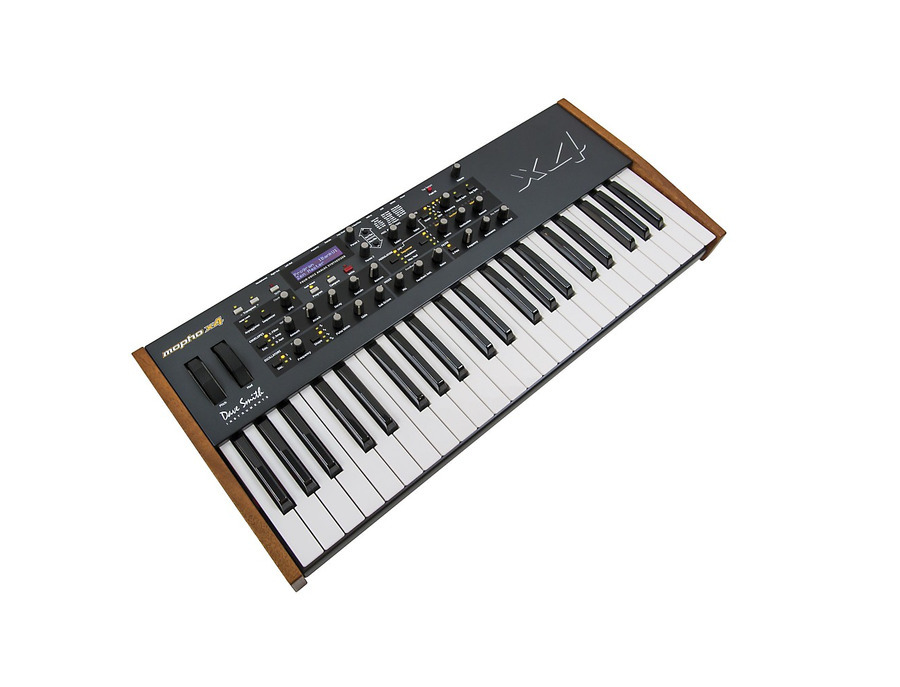 Dave smith instruments mopho x4 synthesizer keyboard 05 xl