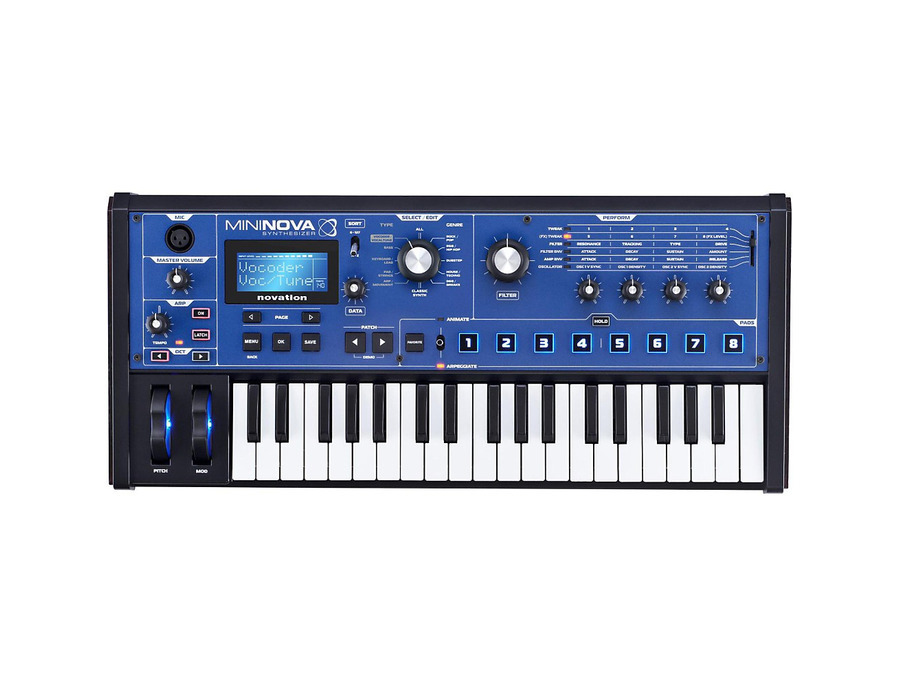 Novation mininova 01 xl
