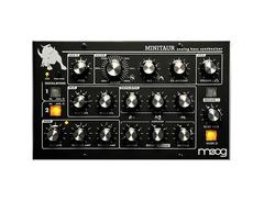 Moog minitaur analog bass synthesizer 00 s
