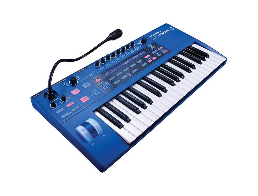 Novation ultranova synthesizer 00 xl