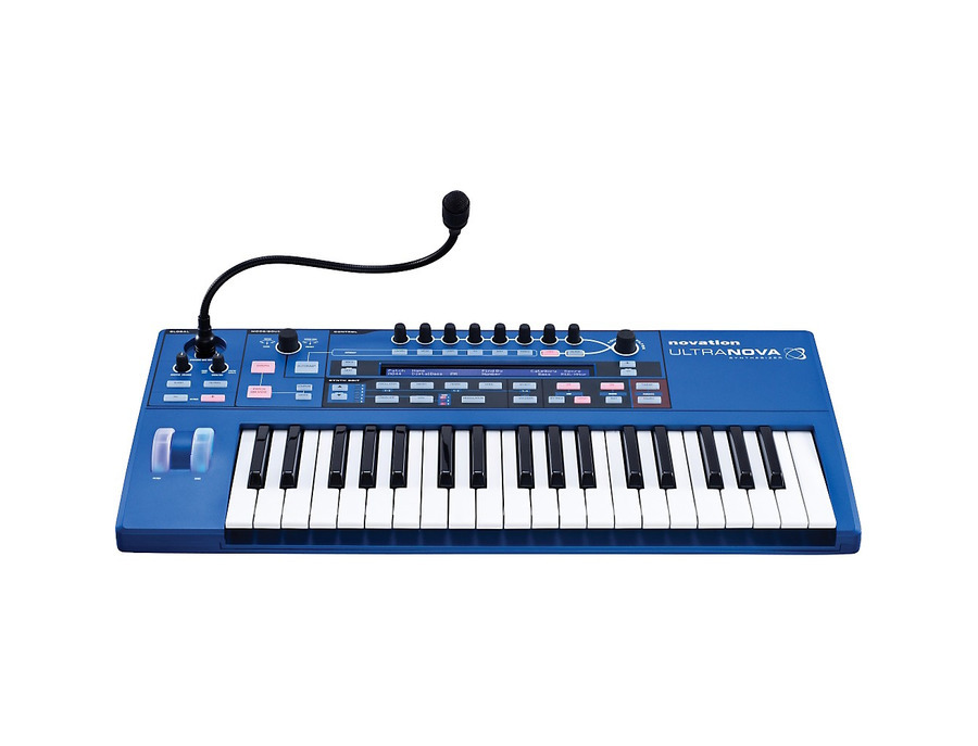Novation ultranova synthesizer 01 xl