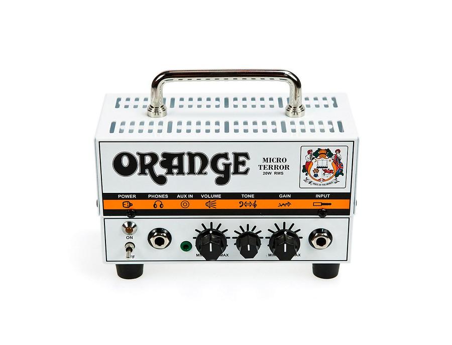 Orange micro terror 01 xl