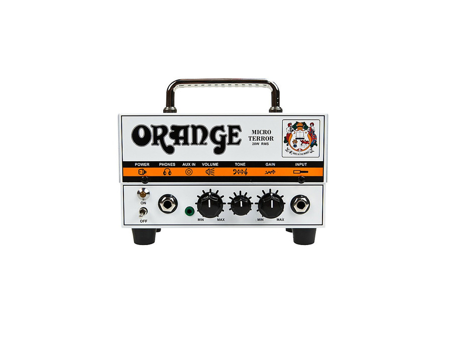 Orange micro terror 02 xl