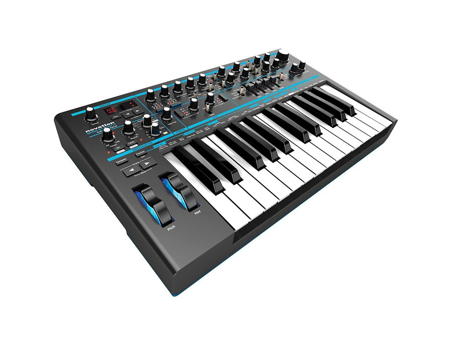 Novation bass station ii analogue mono synth 00 xl