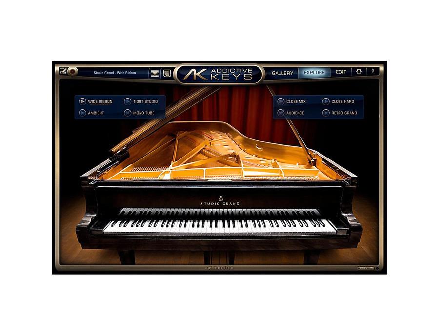 Xln audio addictive keys studio grand 01 xl