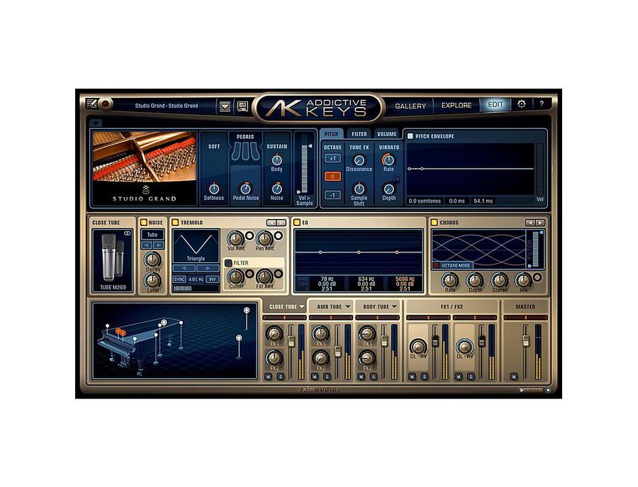 Xln audio addictive keys studio grand 02 xl
