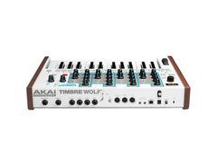 Akai timbre wolf analog polyphonic synthesizer 00 s
