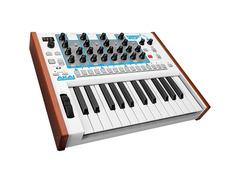 Akai timbre wolf analog polyphonic synthesizer 01 s
