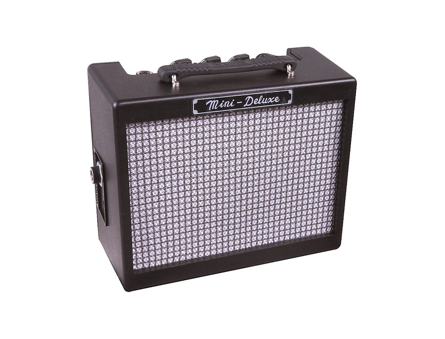 Fender mini deluxe amp 01 xl