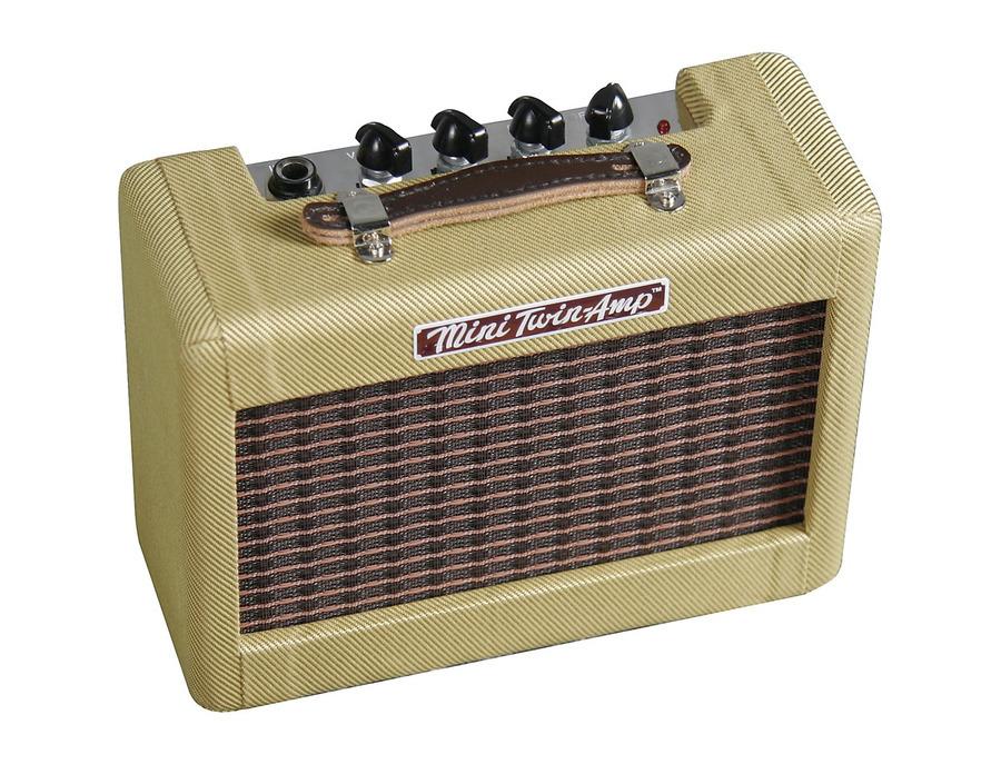 Fender 57 mini twin 00 xl