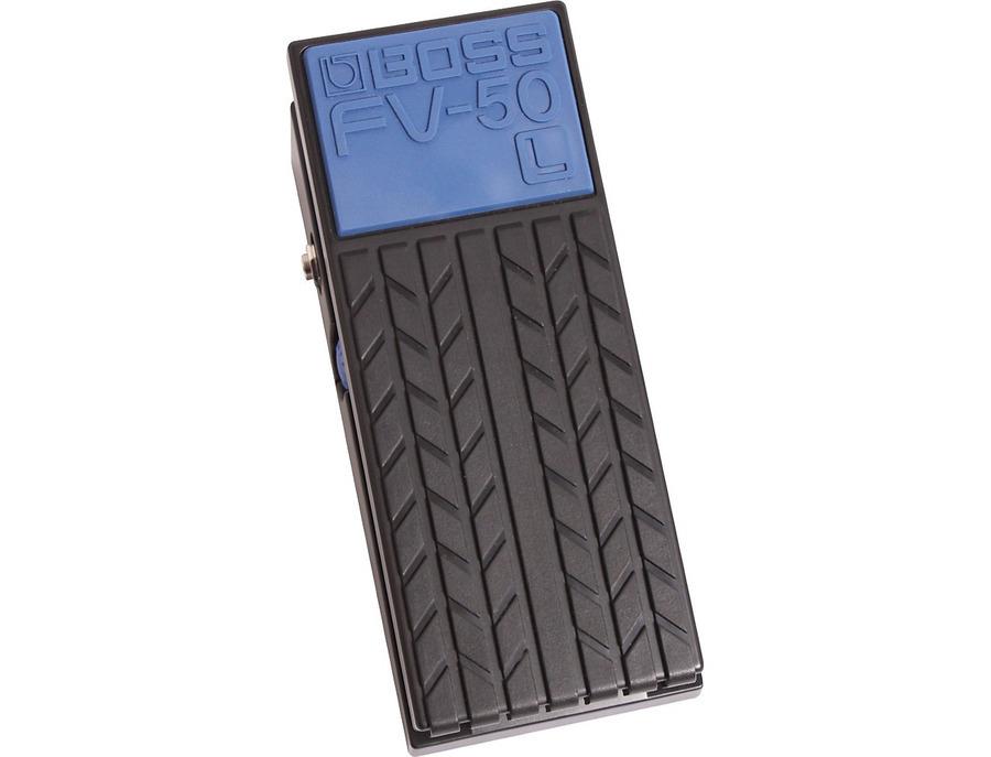 Boss fv 50l stereo volume pedal 00 xl