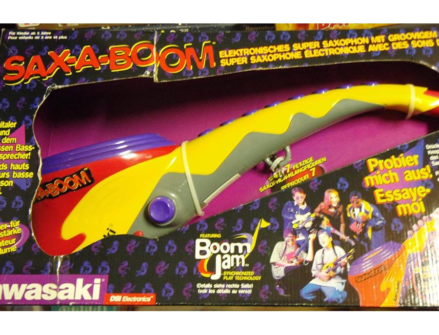 Kawasaki sax a boom 00 xl