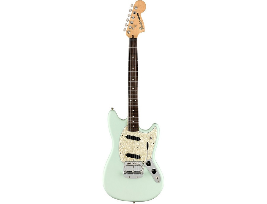 Fender mustang electric guitar 01 xl