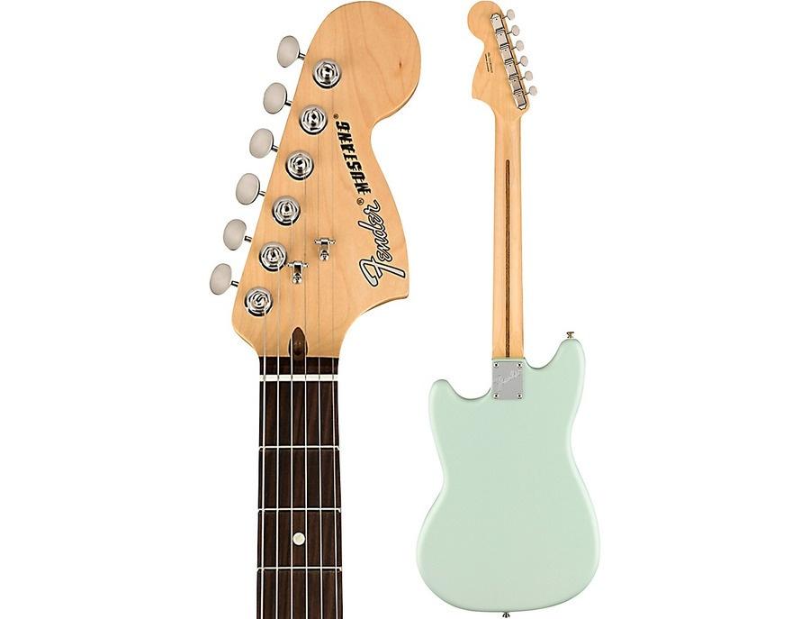 Fender mustang electric guitar 02 xl