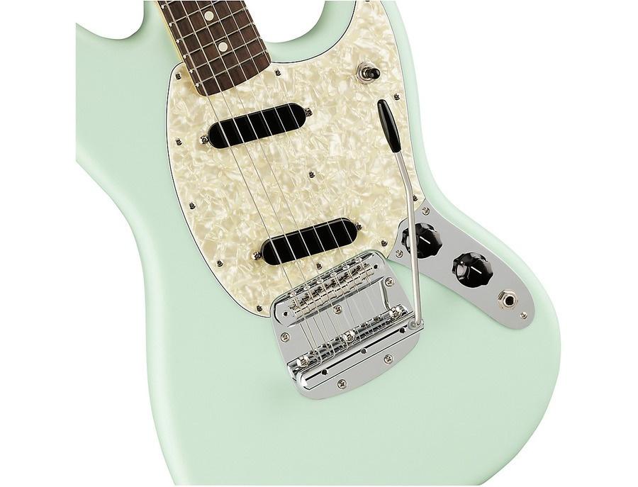 Fender mustang electric guitar 04 xl