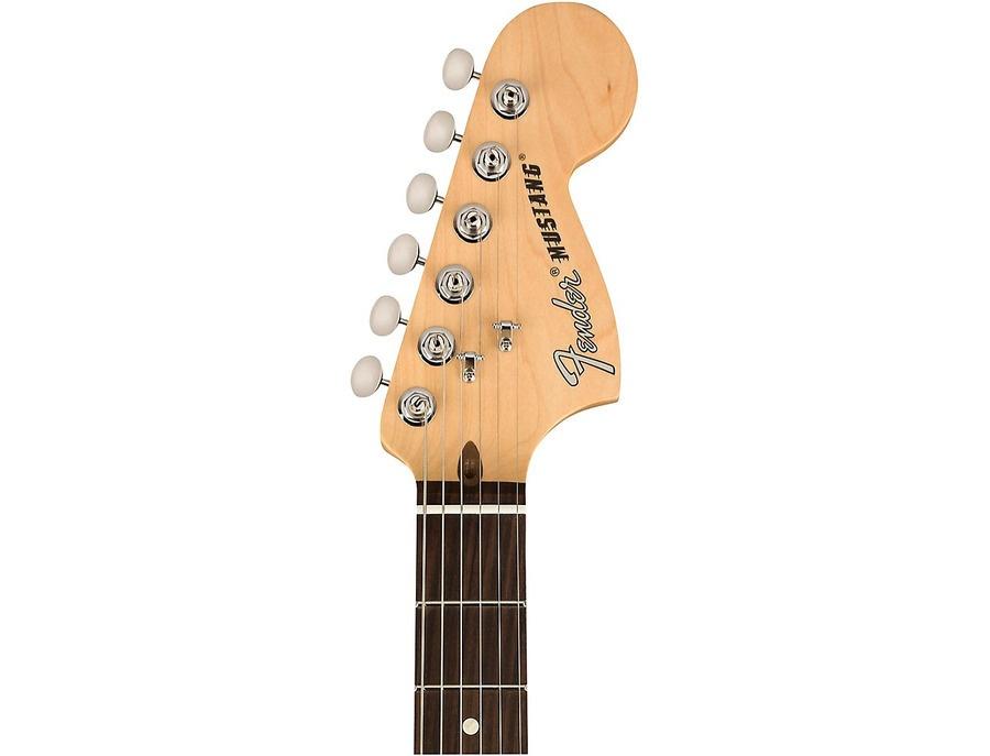 Fender mustang electric guitar 05 xl
