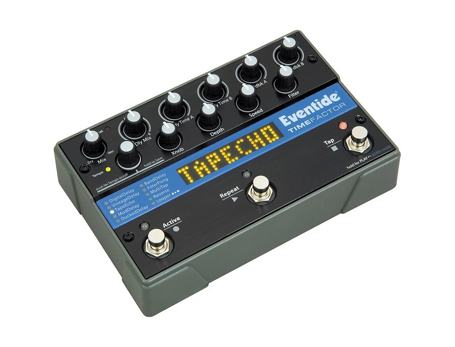 Eventide timefactor twin delay guitar effects pedal 02 xl