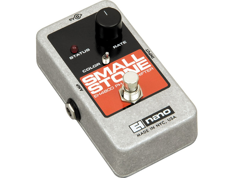 Electro harmonix small stone nano chassis analog phase shifter 01 xl