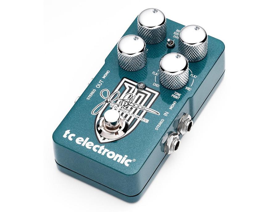 Tc electronic the dreamscape john petrucci signature modulation pedal 00 xl