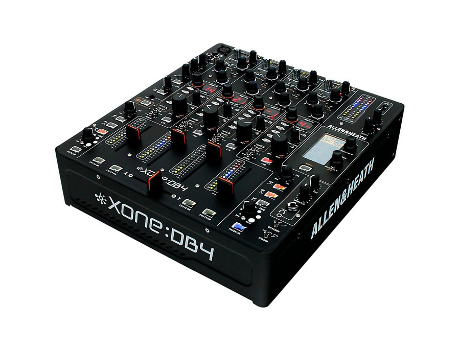 Allen heath xone db4 dj mixer 02 xl