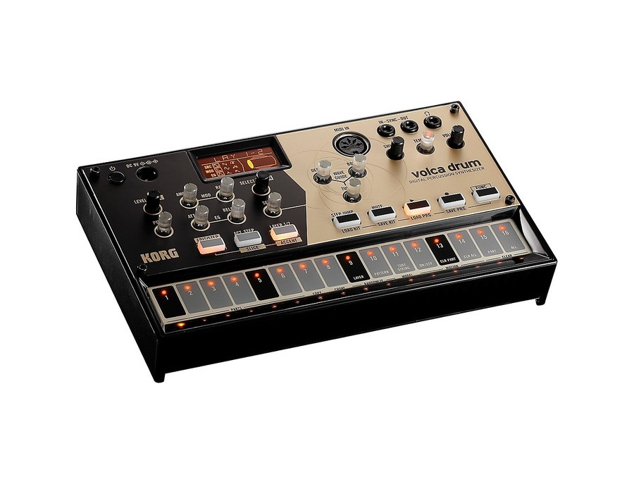 Korg volca drum digital percussion synthesizer 00 xl