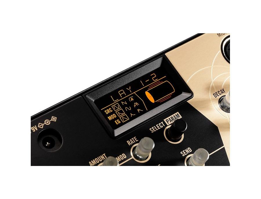 Korg volca drum digital percussion synthesizer 02 xl