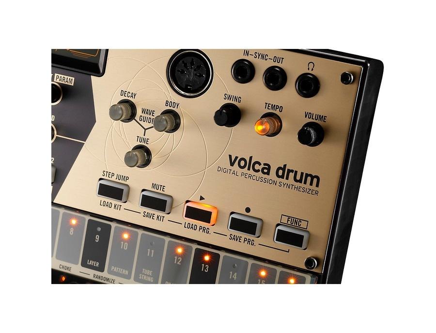 Korg volca drum digital percussion synthesizer 04 xl