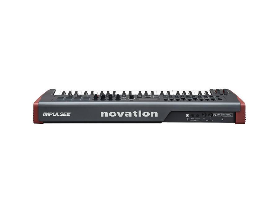 Novation impulse 49 midi keyboard 01 xl