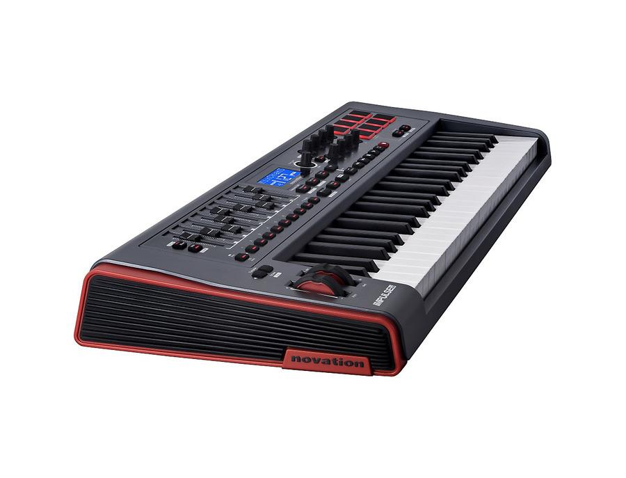 Novation impulse 49 midi keyboard 03 xl