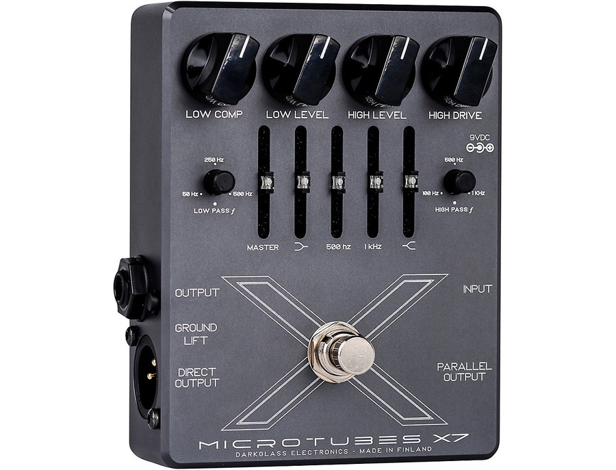 Darkglass microtubes x7 bass preamp pedal 00 xl