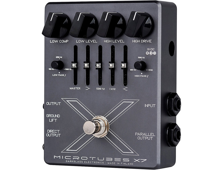 Darkglass microtubes x7 bass preamp pedal 01 xl