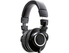 Audio technica ath m50x professional monitor headphones 01 s