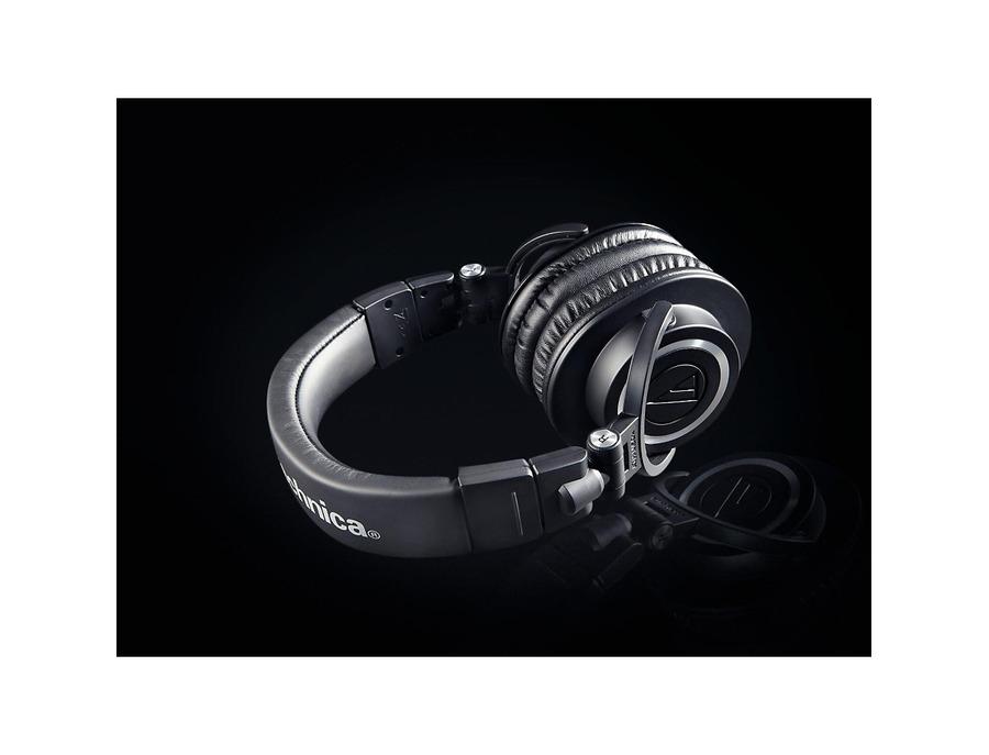 Audio technica ath m50x professional monitor headphones 05 xl