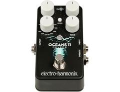 Electro harmonix oceans 11 multifunction digital reverb effects pedal 01 s