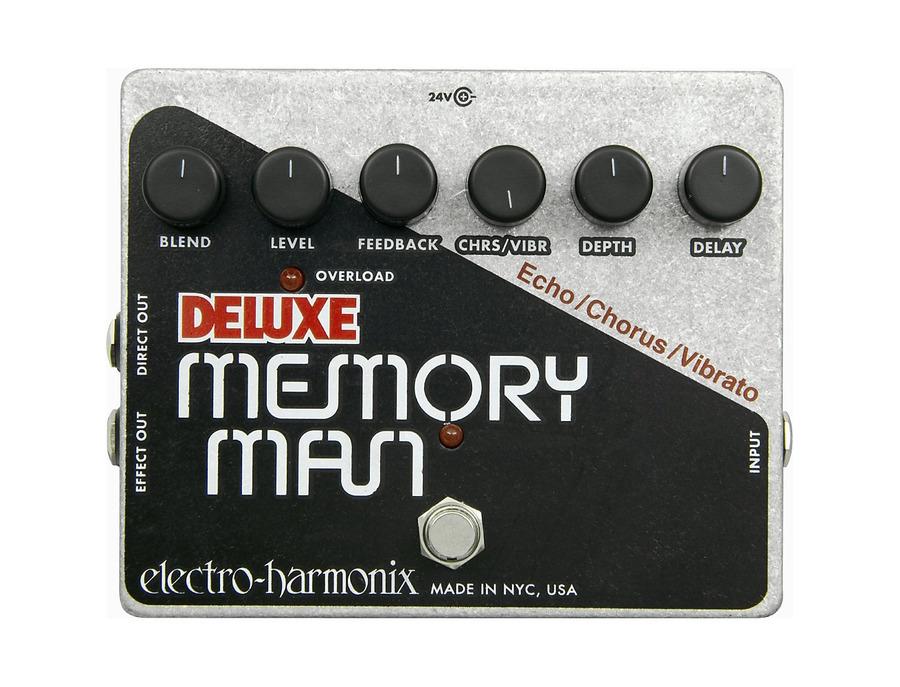 Electro harmonix deluxe memory man 01 xl