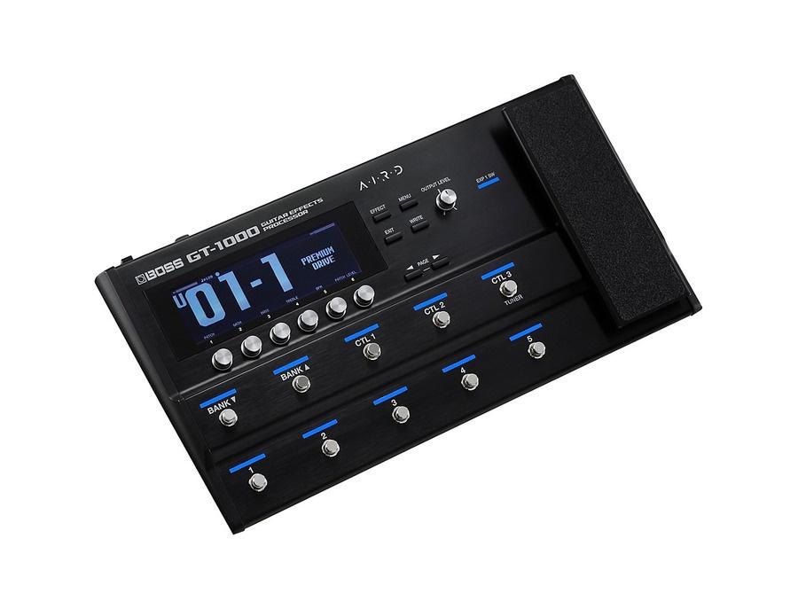 Boss gt 1000 multi effects guitar pedal 00 xl