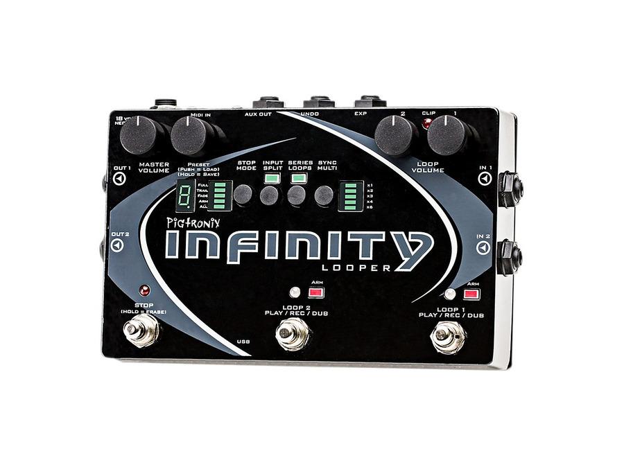 Pigtronix infinity looper 00 xl