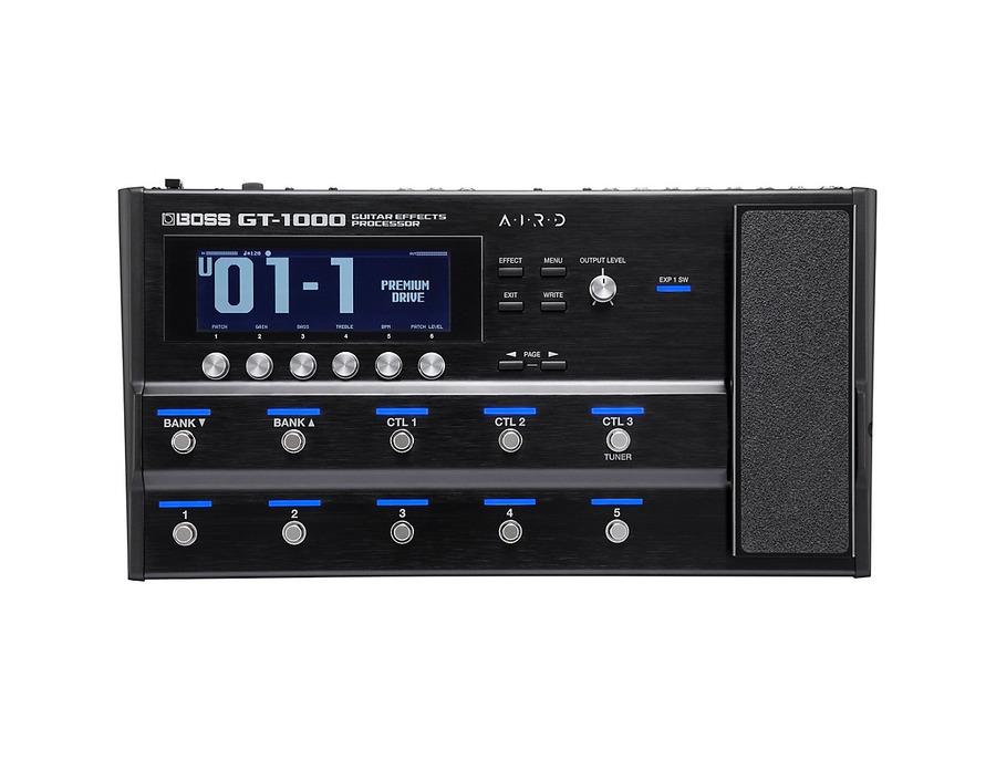 Boss gt 1000 multi effects guitar pedal 02 xl