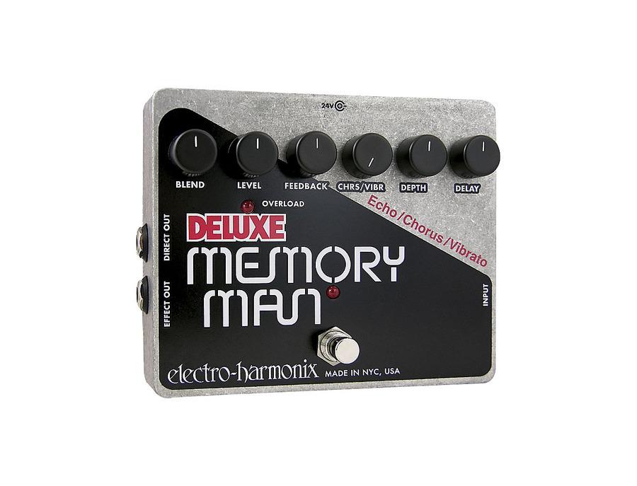 Electro harmonix deluxe memory man 02 xl