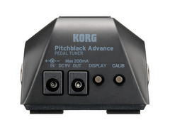 Korg pitchblack advance tuner pedal 01 s