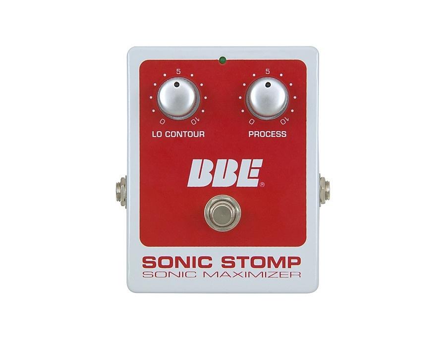 Bbe sonic stomp 01 xl