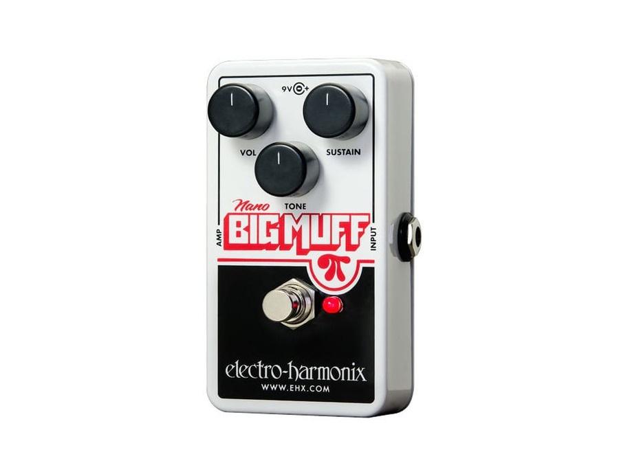 Electro harmonix nano big muff pi 00 xl
